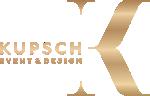 KUPSCH – Event & Design Logo